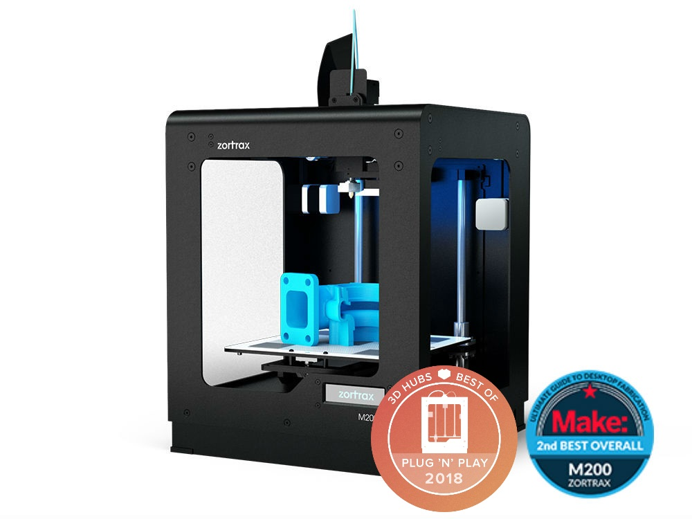 Zortrax M200 - Najbolji plug&play 3D printer